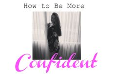 How To Be More Confident I've got a question for you. Why is it so easy for us to point out all of the bad things about ourselves, but so hard to pick out things that we love? I know that sometimes I get wrapped up in my downfalls, but when I do I remind myself of everything I have going for me! We are too blessed...  Read More at http://www.chelseacrockett.com/wp/teentalk/how-to-be-more-confident/.  Tags: #Confidence, #HowToBeMoreConfident, #LifeAdvice, #TeenTalk,