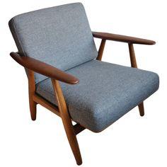 Original Hans J Wegner Ge240 Cigar Chair