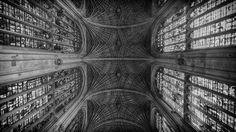 Quick Shot: King's College Ceiling — Scenic Traverse Photography