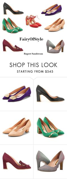 """""""When you are looking for a pair of shoes"""" by fairyofstyle on Polyvore featuring мода и Rupert Sanderson"""