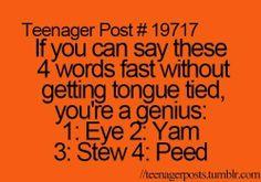 Try it hahahaha