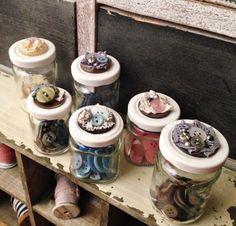 Alte Gewürzgläser * Upcycling * DIY * Old Jars