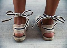Summer tied up