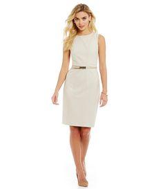 a895b7273cd Antonio Melani Mario Pinstripe Dress