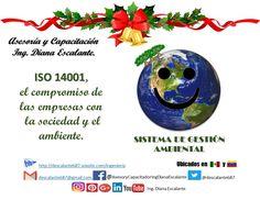 Si todas las empresas, negocios se comprometieran a implantar ISO 14001 contribuirían a cuidar el ambiente. Asesoría y Capacitación.