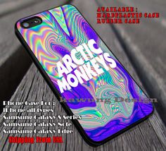 Psychedelic logo, logo, Psychedelic, band, arc, arctic monkeys, case/cover for…