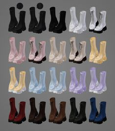 Sims 4 Mods Clothes, Sims 4 Clothing, Sims Free Play, Sims 4 Cas Mods, Sims 4 Cc Folder, Sims 4 Traits, Sims 4 Cc Shoes, Sims 4 Collections, Kawaii Shoes