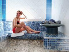 Wellness im Hotel Salzburger Hof Bad Gastein, Sauna