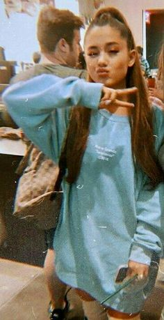 my baby my baby, Ariana Grande Fotos, Ariana Grande Outfits, Ariana Grande Pictures, Divas, Ariana Grande Wallpaper, Celebrity Babies, Dangerous Woman, Celebs, Celebrities