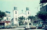 Igreja da Sé - Largo D. Fernando -  Luanda