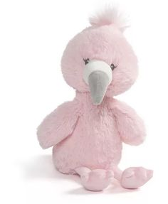 Gund Baby Boys or Girls Baby Toothpick Flamingo Plush Toy - Pink Baby Girl Toys, Baby Boy Or Girl, Toys For Girls, Baby Baby, Maya, Baby Sloth, Plush Dolls, Baby Clothes Shops, Themed Nursery