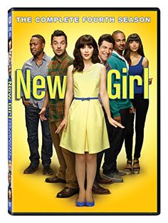 New Girl: The Complete Fourth Season found on Endorfyn.