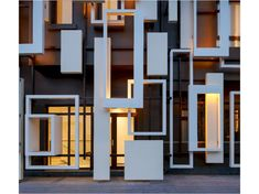 Home Inns Plus: A Hotel with Geometric Facade https://www.futuristarchitecture.com/38143-home-inns-plus-a-hotel-with-geometric-facade.html
