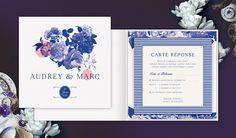 Papeterie de mariage Nabe Fabric - La Fiancée du Panda blog Mariage et Lifestyle