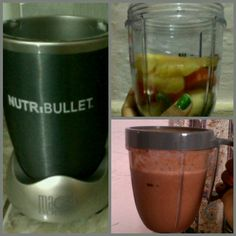 Finally it's here the #nutribullet! Been here a week now and I love it. #healthy #nutrition #nutriblast