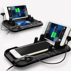 Bicycle Silicone Elastic Torch flashLight Phone Bind Strap Mount Holder Pip ER