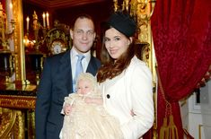 Lord Frederick Windsor nephew of Queen Elizabeth II and his actress wife Sophie Winkleman with their daughter,Daphne Marina Windsor. Lord Frederick Windsor, Prince Georges, Princess Alexandra, Princess Charlotte, Duke And Duchess, Duchess Of Cambridge, Royal Line Of Succession, Sophie Winkleman, St James's Palace