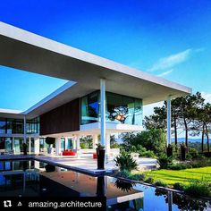 #Repost @amazing.architecture with @repostapp  Visit to @all.of.architecture for more . . House by architect Vasco Vieira  imagen by archdaily .  Welcome to @amazing.architecture  Follow to @amazingskyscraper  see more: http://ift.tt/1BfEixD  #amazingarchitecture #architecture #design #contemporary  #architecten #nofilter  #architect #arquitectura  #iphoneonly #instaarchitecture #love #Architektur  #معمارية  #architecture  #architettura #concept #idea #interiordesign  #photooftheday  #luxury…