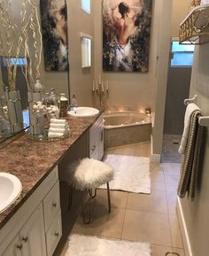 Strategy, tricks, and also guide when it comes to obtaining the very best end result and also creating the maximum use of Bathroom Color Ideas Apartment Needs, Apartment Design, Apartment Goals, Home Decor Bedroom, Room Decor, Bath Decor, Bedroom Ideas, Home Organization Hacks, Room Goals