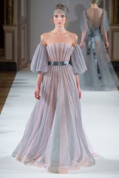 Look 32 Yanina Couture SS16 #yaninacouture #hautecouture
