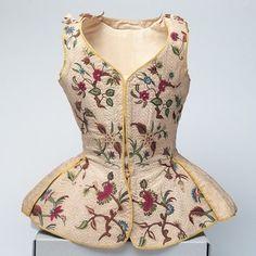 18th century waist coat