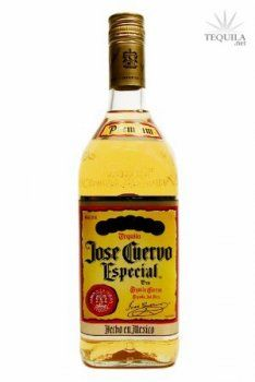 Jose Cuervo Especial Tequila Gold - Tequila Reviews at TEQUILA.net