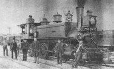 Kent, Ohio, 1895, Erie Railroad