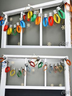Nice 12 Simple DIY Christmas Decoration Decorations become one of the factors that make your home look more attractive at Christmas. There are many so things that you can decorate like house... #christmaslightdecorations