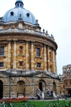 Radcliffe Camera, Oxford, England