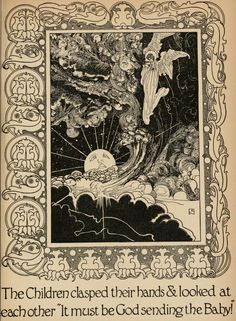 "Fairy Tales from Hans Christian Andersen"" illustrated by Thomas, Charles and William Robinson ~ 1899"