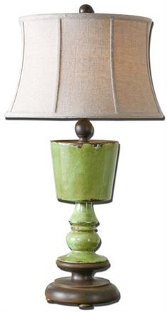 Uttermost Company Huslia Ivory Table Lamp