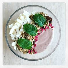 Smoothiebowl 🌸