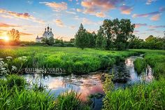 Фотограф Юлия Батурина (Yuliya Baturina) - Яуза в Тайнинском #1878367. 35PHOTO
