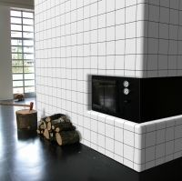 fireplace in DTILE