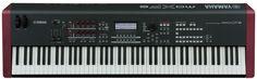 MOXF8 pianoet jeg ønsker meg til å bruke til spilling