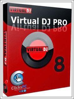 VirtualDJ 8 PRO Incl Patch - http://fullversoftware.com/virtualdj-8-pro-incl-patch/