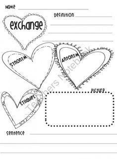 2nd-Grade-Glance Shop - | Teachers Notebook