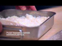 Suussa sulavat karjalanpiirakat ovat valloittaneet suosiollaan koko Suomen. Oletko sinä kokeillut itse tehdä niitä? Käy katsomassa MartatTV:stä YouTubista, miten Pohjois-Karjalan Martat tekevät piirakoita. http://www.martat.fi/ruoka/reseptit/karjalanpiirakat/