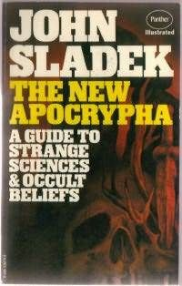 The New Apocrypha by the late John Sladek - wonderfully tears apart every cranky new age pseudoscientific belief and leaves them writhing in the dust.I love the fact that the chapter about flying saucers is called 'Will U kindly F O'