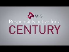 Responsibly active for a century Investing, Management, Education, Videos, Youtube, Onderwijs, Learning, Youtubers, Youtube Movies
