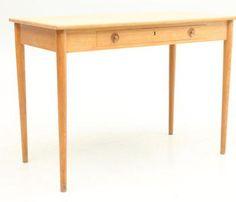 Hans J. Wegner designed this desk for Andreas Tuck - Google Search