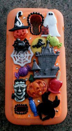 Halloween Cases, Sugar, Cookies, Deco, Halloween, Desserts, Handmade, Food, Crack Crackers