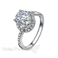Look how much detail this diamond ring has. It will look great on your finger. $725