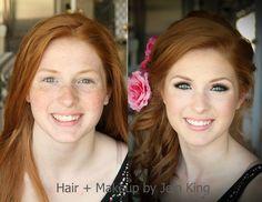 Wedding or Prom hair and makeup style! Portland Makeup Artist | Oahu Makeup Artist www.jeinking.com Facebook.com/jein.king Beautybyjein@gmail.com