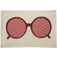 Sunglasses Case, Iris