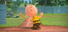 Only Charlie Brown could go long and come up short! Watch him try in The Peanuts Movie today! Peanuts Dance, Peanuts Movie, Peanuts Snoopy, Sally Brown, Snoopy Quotes, Charlie Brown And Snoopy, Snoopy And Woodstock, Gifs, Cute Images