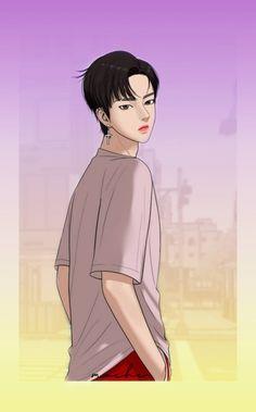 Unordinary Webtoon, Lgbt, Ideal Boyfriend, Cute Love Stories, Webtoon Comics, Handsome Anime Guys, Cute Comics, Anime Art Girl, True Beauty