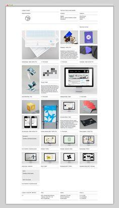 Web / Lundgren+Lindqvist (a great grid based approach) — Designspiration