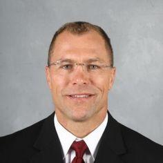 New Assisstant Coach Scott Stevens.