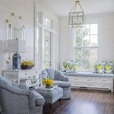 New Article Reveals the Low Down on Beautiful White and Blue Living Room Decor and Why You Must Take Action Today - myriaddecor Blue And White Living Room, Blue Living Room Decor, Colourful Living Room, Coastal Living Rooms, Living Room Seating, Paint Colors For Living Room, White Rooms, Home Living Room, Room Paint
